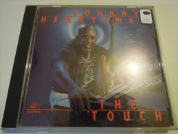 Johnny Heartsman - The Touch - Alligator 4800 - Blues