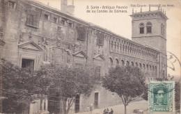 SORIA, Castilla Y Leon, Spain, 1900-1910´s; Antiguo Palacio De Los Condes De Gomara - Soria