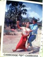 CAMBOGIA KHMER  DANCE     N1990   EW1698 - Cambogia