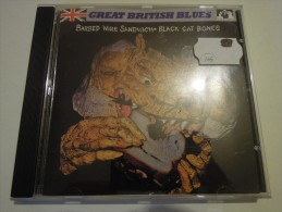 Black Cat Bone - Barbed Wire Sandwich - See For Miles Seecd405 - Blues