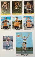 Lot de BEAUCOUP DE CARTES Cyclisme! 25 SCANS - BID FROM  � 0,01!!!!