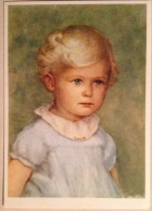 PRO INFIRMIS: M. Bally - Hussy, Schonenwerd, Kinderbildnis - Autres