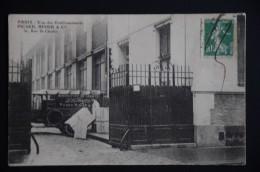 PARIS XV Etablissements PICARD MINIER 64 Rue ST Charles Manufacture De Corsets - Arrondissement: 15