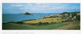 Postcard - St. Michael's Mount, Cornwall. 10-99-43-16 - St Michael's Mount
