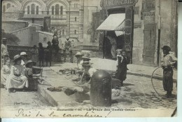 MARSEILLE La Place Des Treize Coins - Canebière, Centre Ville
