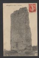 DF / 78 YVELINES / MAUREPAS / LA TOUR / CIRCULÉE EN 1909 - Maurepas