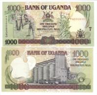 Uganda 1000 Shillings Pik 39b 2003 Unc LOTTO 1075 - Uganda