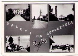 SALUTI DA CORREZZOLA - + FOTOGRAMMI (PD) - Padova