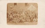 ¤¤  -   Carte-Photo   -  Groupe D'Ouvrier Lors De L'Inauguration D'une Usine En 1906    -   ¤¤ - Farmers