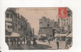 Villers Sur Mer Place Du Bourg Rue De La Mer - Villers Sur Mer