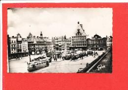 59 LILLE Cpsm La Grand Place         1519 E G - Lille