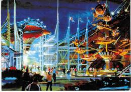 Thème - EuroDisney Discoveryland - Disneyland