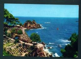 SPAIN  -  Condado De San Jorge  Used Postcard As Scans - Other