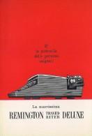 # REMINGTON RAND ITALIA Typewriter 1970s Advert Pubblicità Publicitè Reklame Machine A Ecrire Schreibmaschine - Other Collections