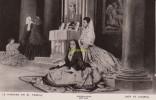 CPA ARGENTINE ARGENTINA MITCHELL´S BUENOS AIRES **  LA PORTENA EN EL TEMPLO 1832 LADY AT CHURCH - Argentine