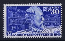 Deutschland Bund 1949 Mi Nr 116 MNH/** - Ungebraucht