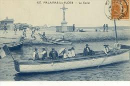 CPA( 34) PALAVAS LES FLOTS Le Canal - Palavas Les Flots