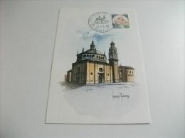 ILLUSTRATORE ANDRO MADONNA  BUSTO ARSIZIO CHIESA S. MARIA DI PIAZZA - Illustratori & Fotografie