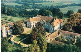 Frankrijk/France, Moncley, Le Chateau, La Cour D'honneur, Ca. 1970 - Frankrijk