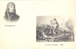 BONAPARTE   LE PONT D'ARCOLE   1796 - History