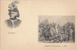 KLEBER   BATAILLE DES PYRAMIDES  1798 - History