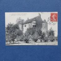 CPA-21-Rouvray-Le Château De La Motte-(port Gratuit) - France