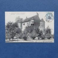 CPA-21-ROUVRAY-Château De La Motte (2)-(port Gratuit) - Altri Comuni