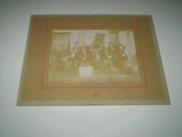 Chatuzange Le Goubet ; Drôme : Conscrits De La Classe 1903 Avec Tambour & Grosse Caisse - Sin Clasificación