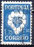 PORTUGAL 1938 Wine And Raisin Congress - 1e75 Grapes  FU - Oblitérés