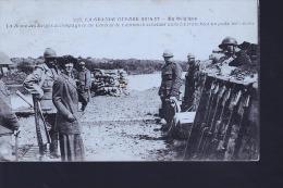 LA GRANDE GUERRE EN BELGIQUE LA REINE GENERAL COENNINCK 1917 - Belgique