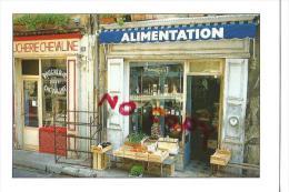 Arrière Pays Méditerranéen France Commerces De Proximité , Alimentation, Boucherie - Negozi