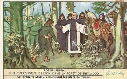 TIR A L'ARC -ROBIN HOOD -RICHARD COEUR DANS LA FORET DE SHERWOOD - Tir à L'Arc