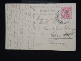 PORTUGAL - FUNCHAL - Carte Postale Pour Paris En 1912 - Aff. Plaisant - à Voir - Lot P8040 - Funchal