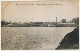 Briqueterie Tuilerie Bourgoin A Hanoi Indochine 119 - Artigianato