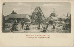 Mine Or A Johannesbourg Gold Mine Edit Nels Transvaal - Mines