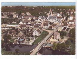 Mouroux (77) - Le Pont, Vue Générale. Moderne (1970).Tout Petit Pli Coin Haut, A Circulé. - Sonstige Gemeinden