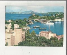 92076 ISCHIA IL PORTO SI VEDE NAVE - Napoli (Naples)