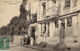 76  Sainte Adresse. Le Havre. La Rue du Gymnase