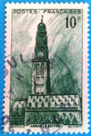 France 1942 : Beffroi D´Arras N° 567 Oblitéré - Oblitérés