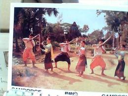 CAMBOGIA  KEN DANCING  N1995   EW1777 - Cambogia