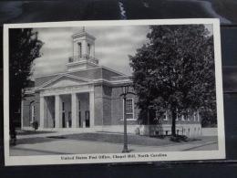 L7 - NC - United States Post Office - Chapel Hill - North Carolina - Chapel Hill