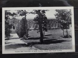L7 - NC - Venable Hall , University Of North Carolina - Chapel Hill - North Carolina - Chapel Hill
