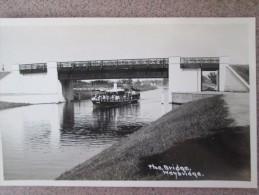 CARTE PHOTO THE BRIDGE  WEYBRIDGE - Surrey