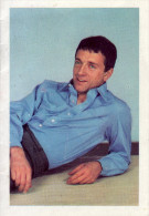 Calendrier - 1967 - Aux Fleurs. Henri Drutel - MONTBRISON - Jean Pierre Cassel - - Calendriers