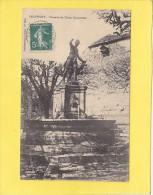CPA   -  GRAFFIGNY - Fontaine De Diane Chasseresse - éditeur Ets Lépine N° 2043 - Sonstige Gemeinden