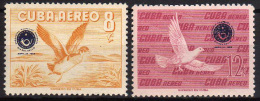 1960 - Cuba - Sc C209-C210 - MNH - 024 - Cuba