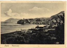 Sicilia-messina-lipari Veduta Panorama Lipari - Italia