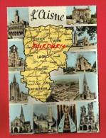 Aisne - Géographie ...( Avec Un Petit Historique ...) - France
