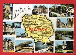 Creuse - Géographie ...( Avec Un Petit Historique ...) - Andere Gemeenten