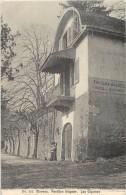 Pays Divers- Suisse -ref D576- Mornex - Pavillon Wagner - Les Glycines - - Suisse